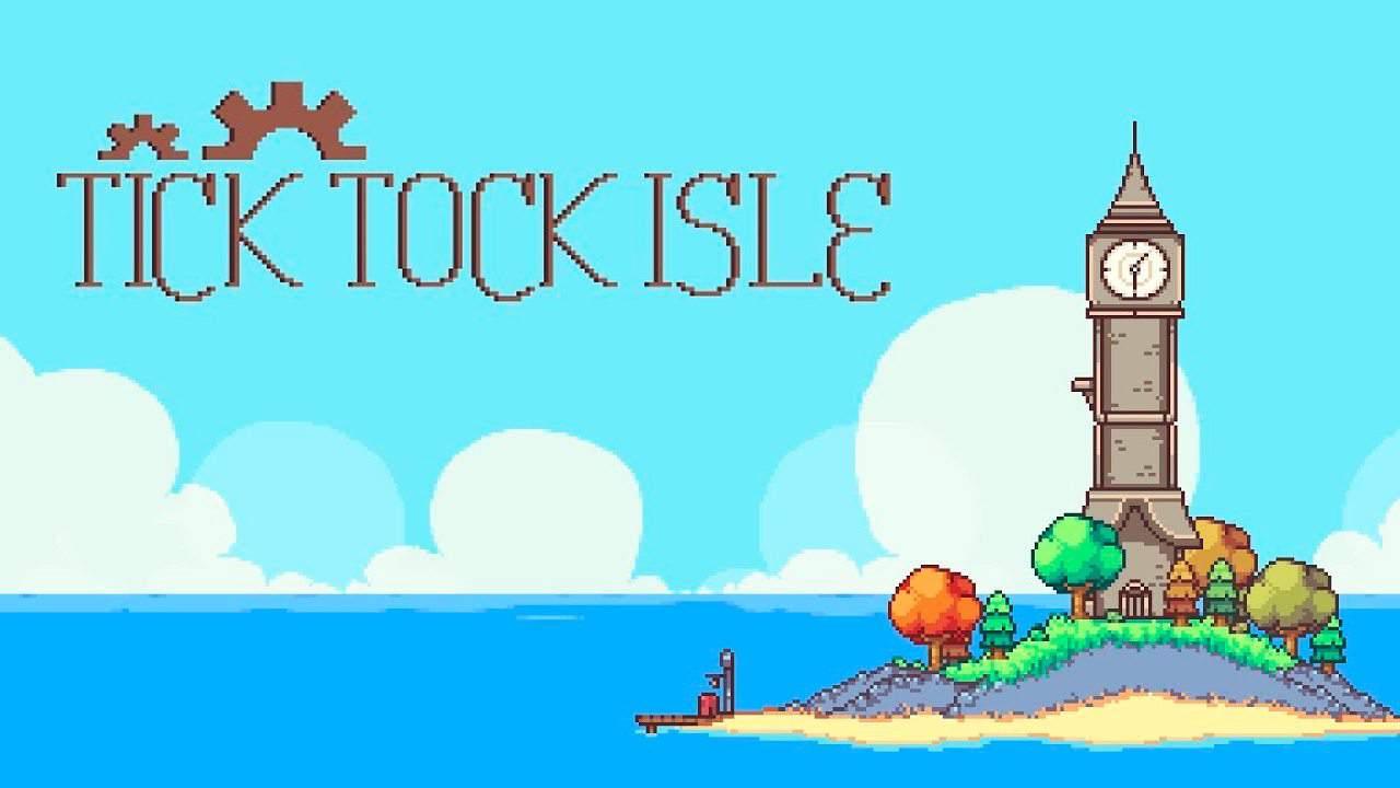 Tick Tock Isle Background Image