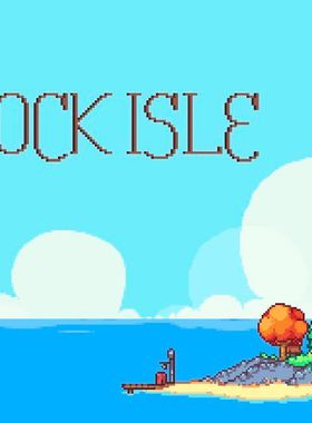 Tick Tock Isle Key Art