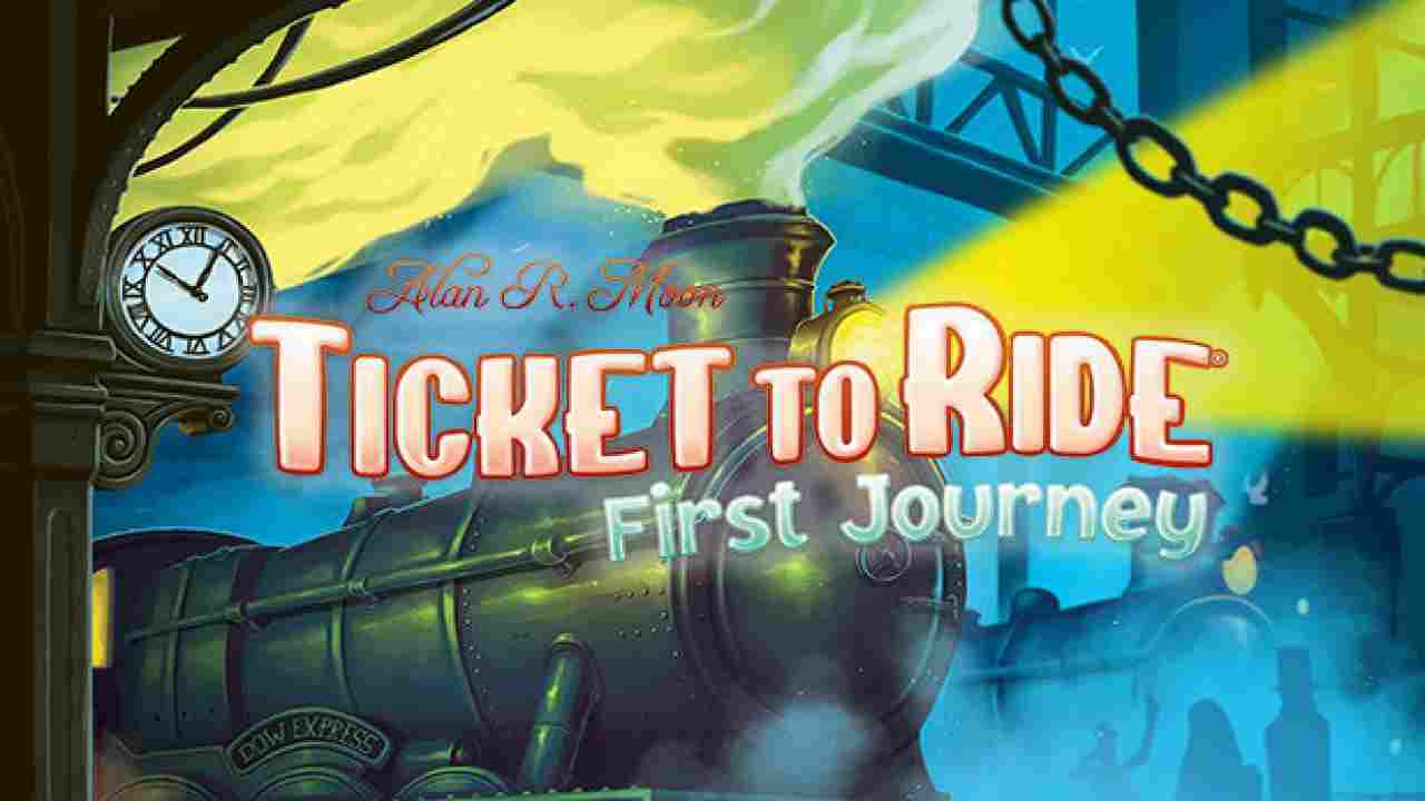 Ticket to Ride First Journey Thumbnail