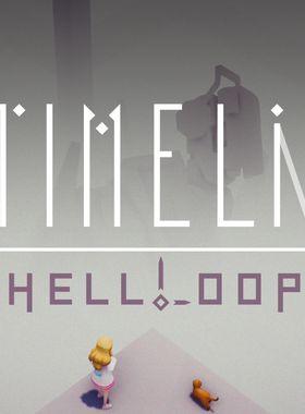 Timelie - Hell Loop Key Art