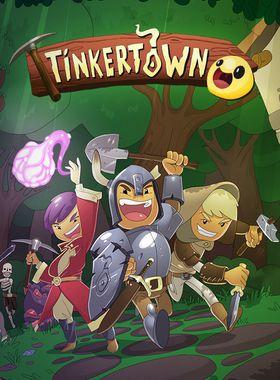 Tinkertown Key Art