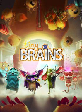 Tiny Brains Key Art