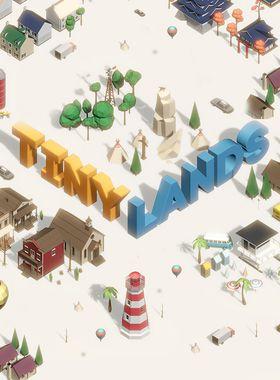 Tiny Lands Key Art
