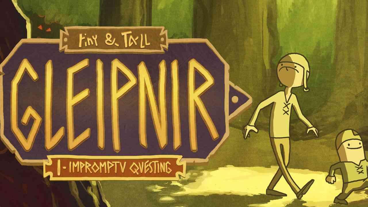 tiny & Tall: Gleipnir