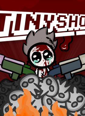TinyShot Key Art