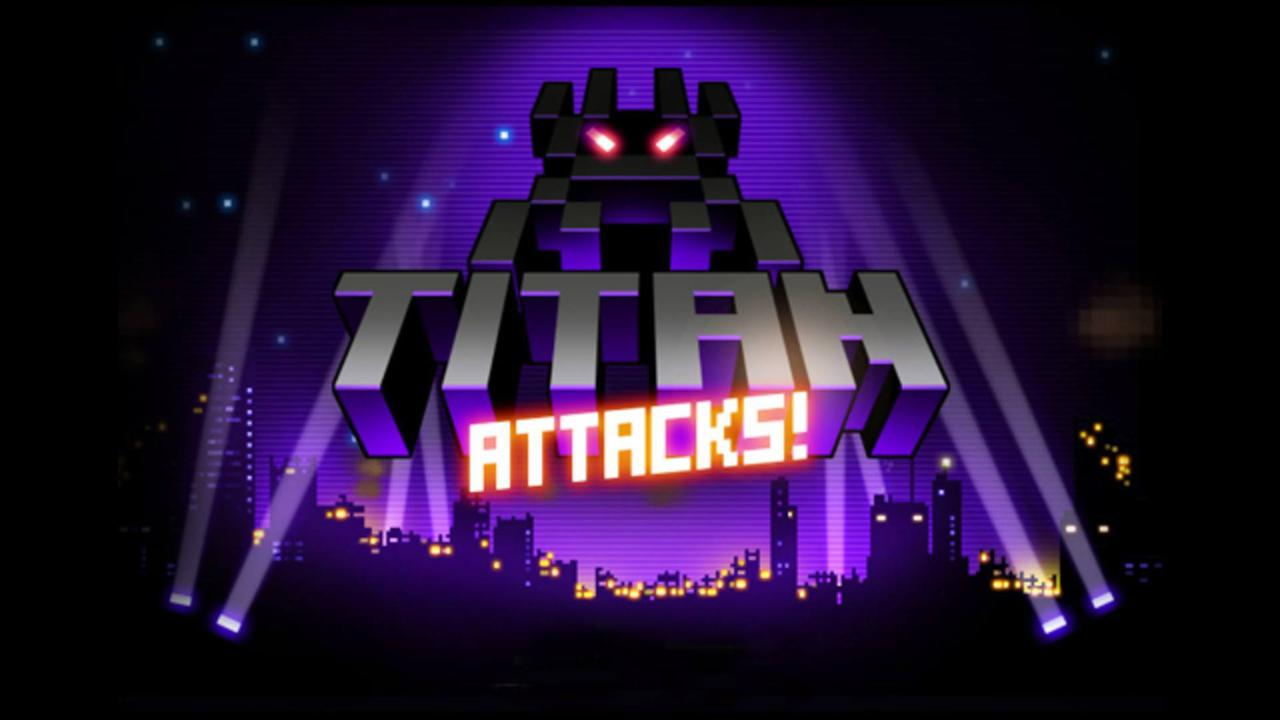 Titan Attacks! Thumbnail
