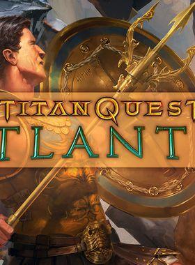 Titan Quest: Atlantis Key Art