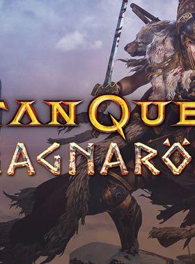 Titan Quest: Ragnarok Key Art
