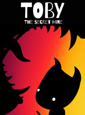 Toby: The Secret Mine Key Art