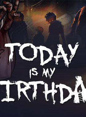 Today Is My Birthday Key Art
