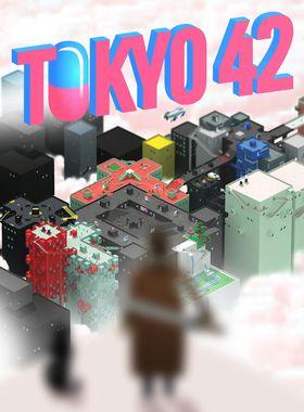 Tokyo 42 Key Art