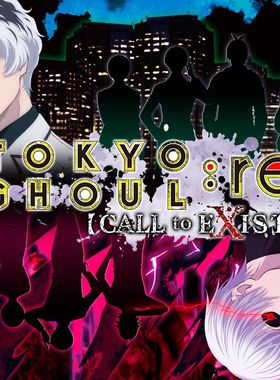 Tokyo Ghoul:re [Call to Exist] Key Art
