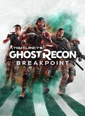 Tom Clancy's Ghost Recon: Breakpoint Key Art