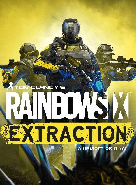 Tom Clancy's Rainbow Six Extraction Key Art