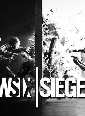 Tom Clancy's Rainbow Six: Siege Key Art