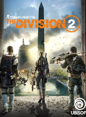 Tom Clancy's The Division 2 Key Art
