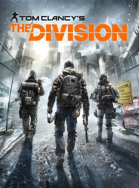 Tom Clancy's The Division Key Art