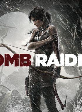 Tomb Raider Key Art