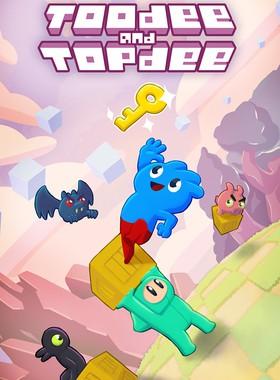 Toodee and Topdee Key Art