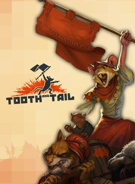 Tooth and Tail Key Art