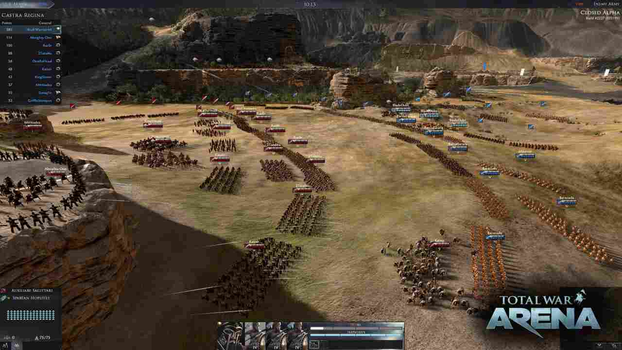 Total War: Arena Background Image