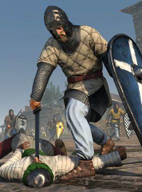 Total War: Attila: Age of Charlemagne Key Art