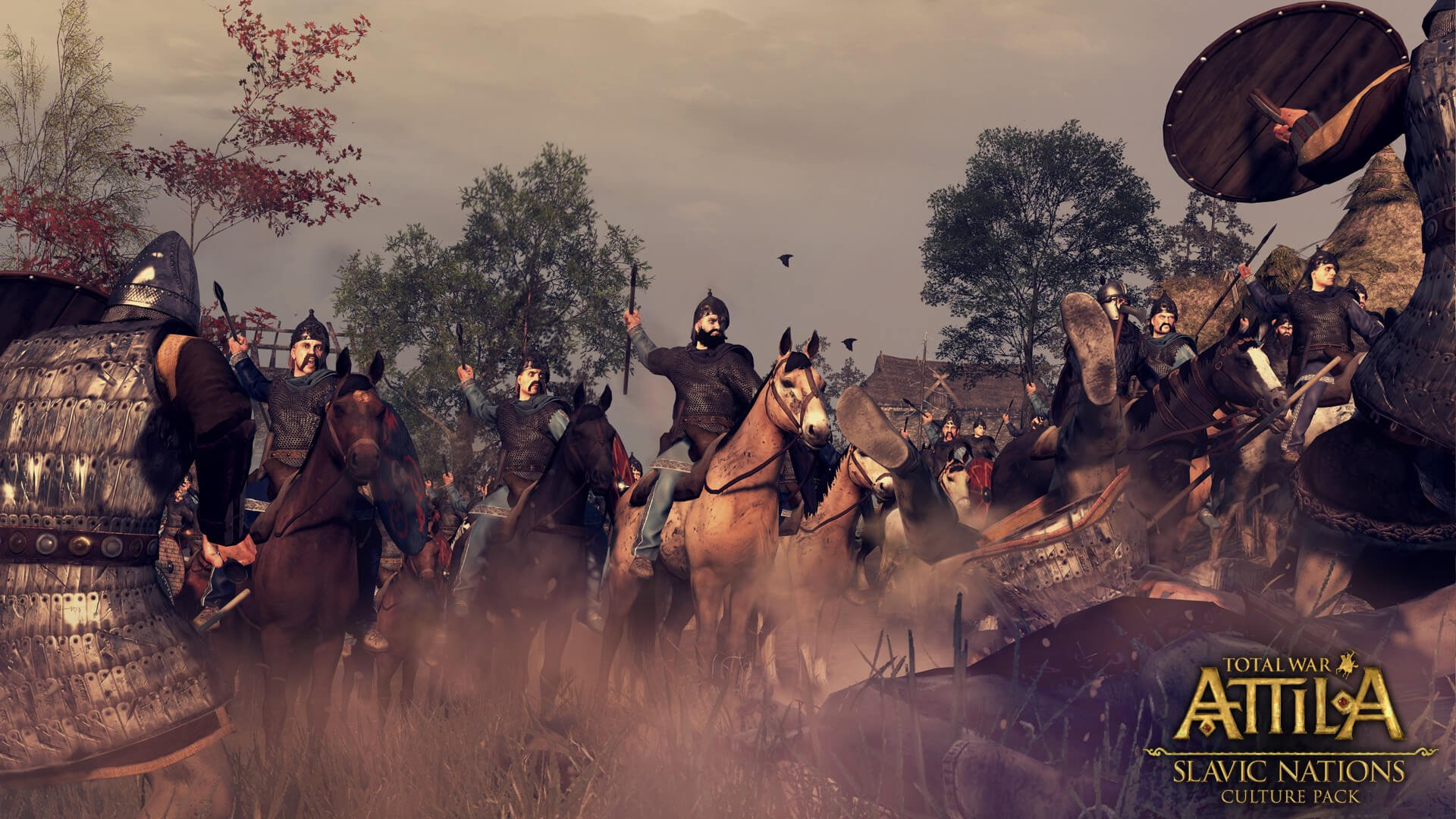 Total War: ATTILA - Slavic Nations Culture Pack Video