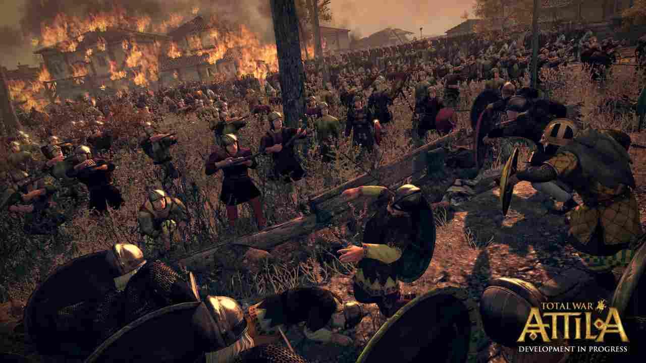 Total War: Attila Thumbnail