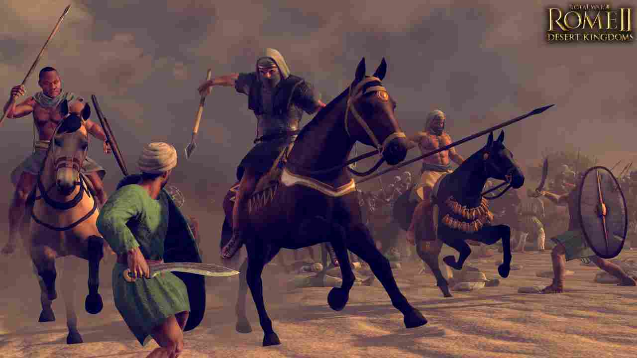 Total War: Rome 2: Desert Kingdoms