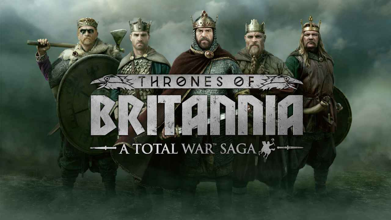 Total War Saga: Thrones of Britannia Thumbnail