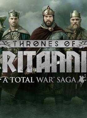 Total War Saga: Thrones of Britannia Key Art
