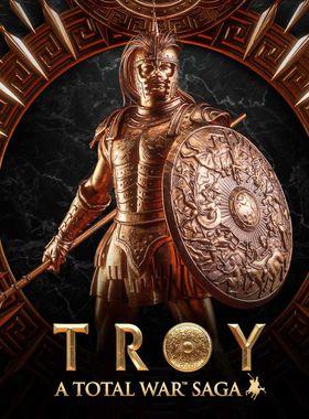Total War Saga: Troy Key Art
