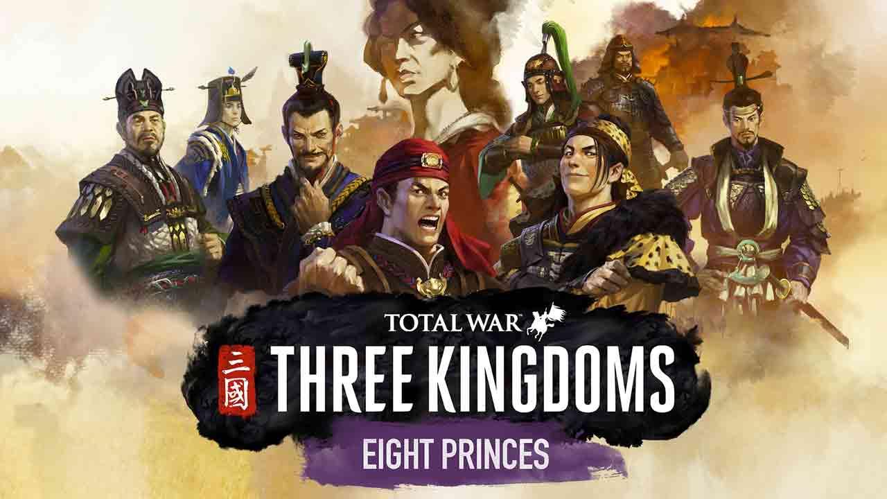 Three Kingdoms - Eight Princes