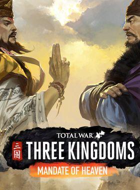 Total War: Three Kingdoms - Mandate of Heaven Key Art