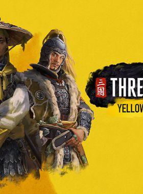 Total War: Three Kingdoms - Yellow Turban Rebellion Key Art