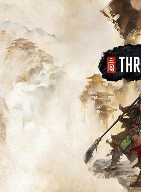 Total War: Three Kingdoms Key Art