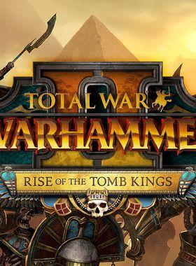 Total War: Warhammer 2: Rise of the Tomb Kings Key Art