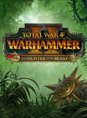 Total War: Warhammer 2: The Hunter & The Beast Key Art