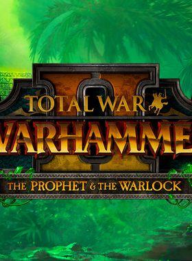 Total War: Warhammer 2 - The Prophet & The Warlock Key Art