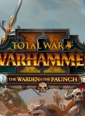 Total War: Warhammer 2 - The Warden & The Paunch Key Art