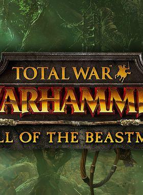 Total War: Warhammer: Call of the Beastmen Key Art