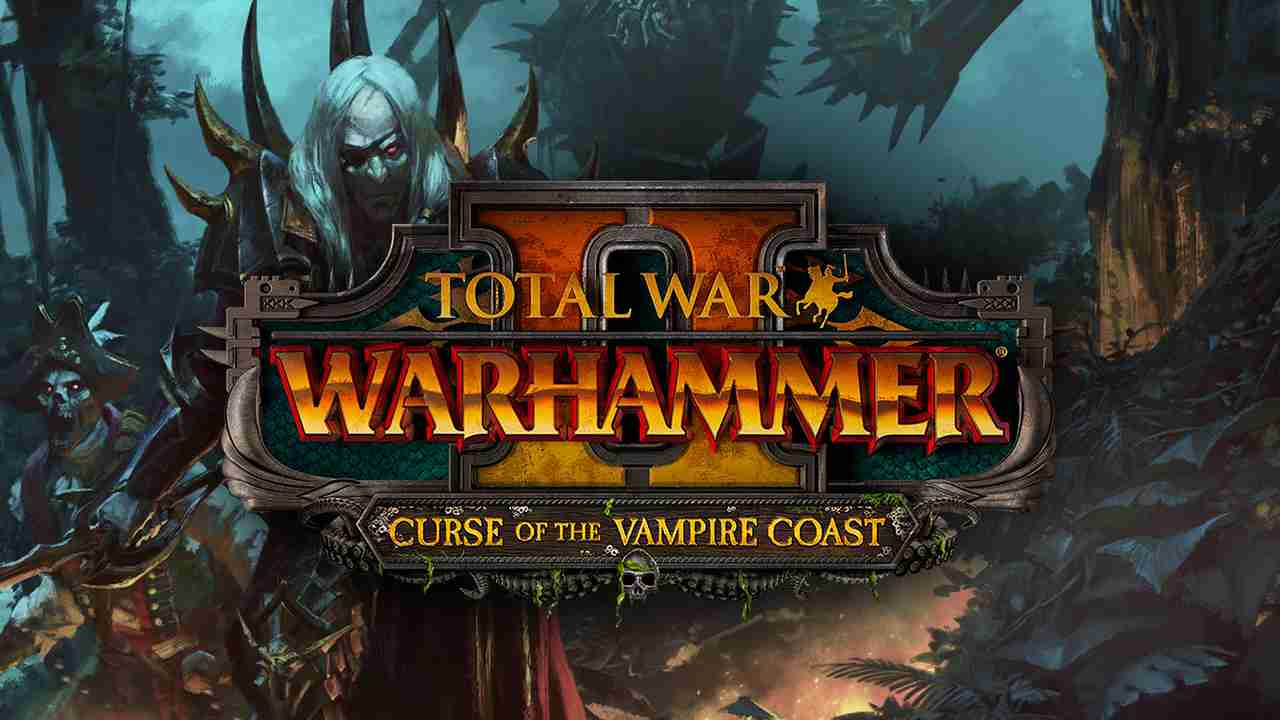 Total War: WARHAMMER II - Curse of the Vampire Coast Thumbnail