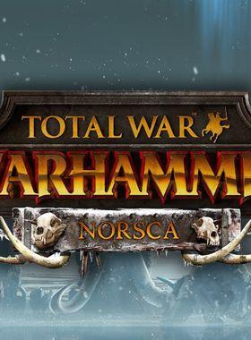 Total War: Warhammer: Norsca Key Art