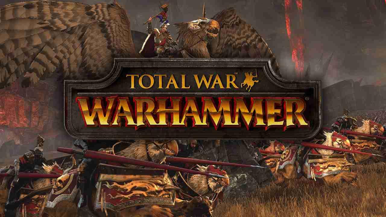 Total War: Warhammer Background Image