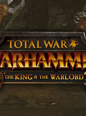 Total War: Warhammer: The King And The Warlord Key Art