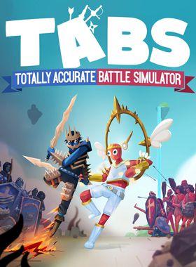 Totally Accurate Battle Simulator Key Art
