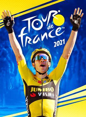 Tour de France 2021 Key Art