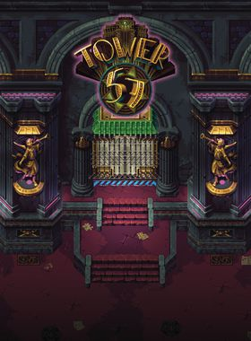 Tower 57 Key Art