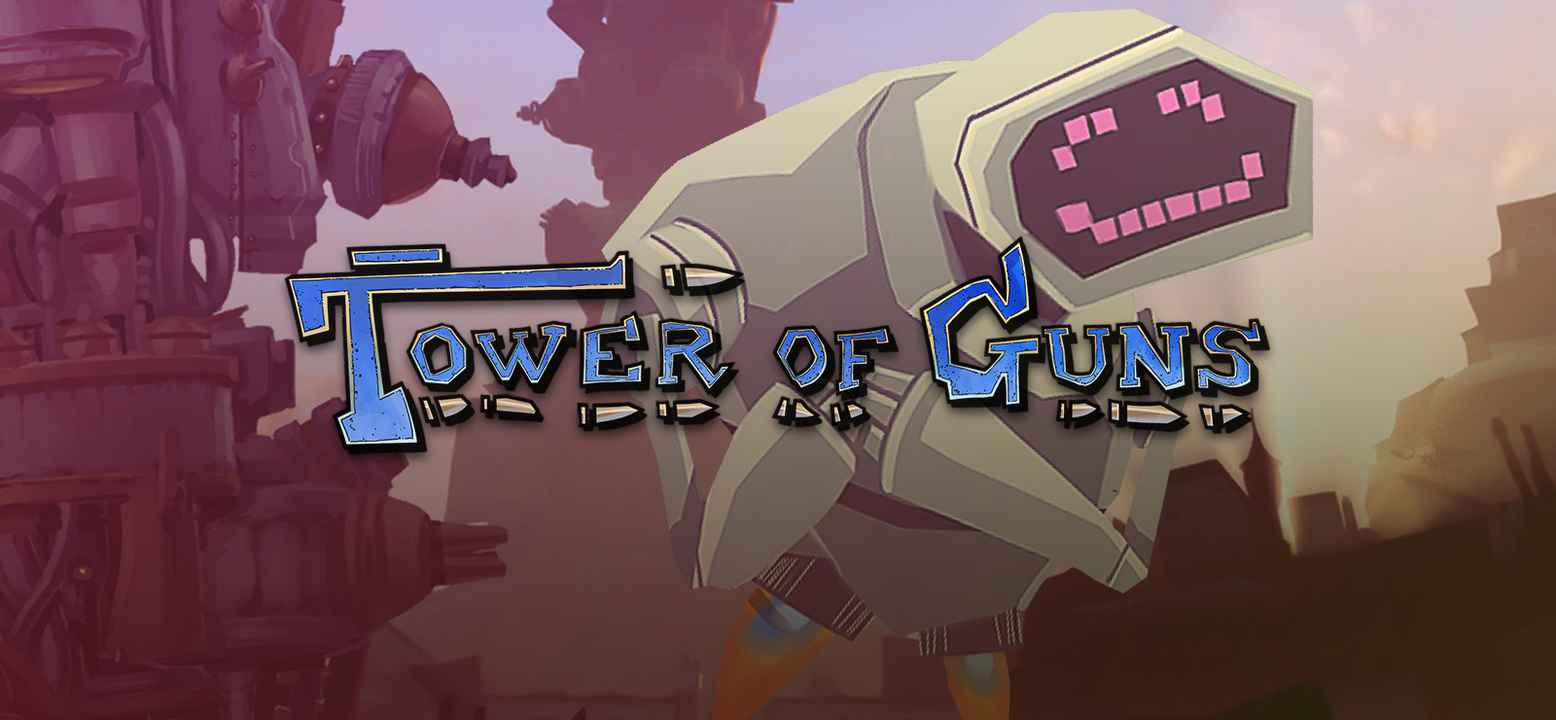 Tower of Guns Background Image