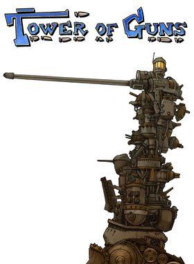 Tower of Guns Key Art